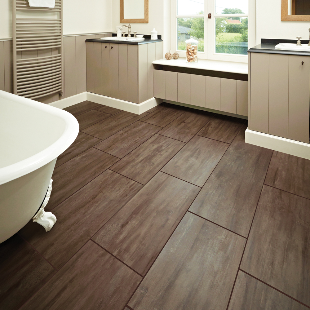 Bathroom Flooring | QuickBath