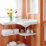 Optimize Small Bathroom Storage