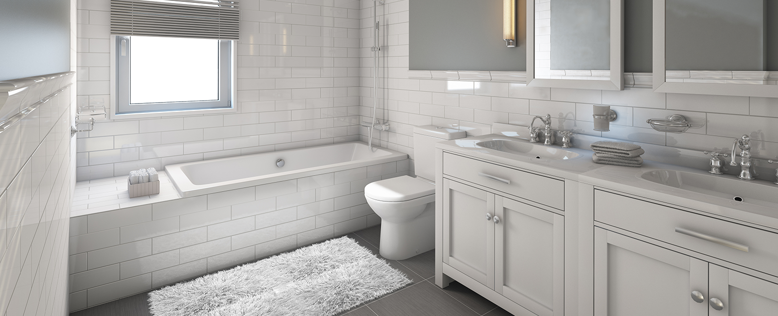 tips for designing an efficient bathroom layout | quickbath